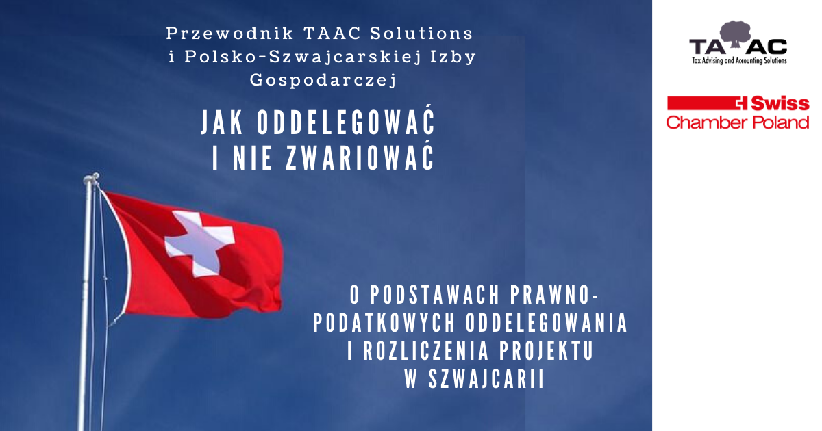 Delegowanie do Szwajcarii